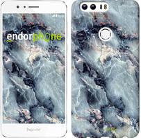 "Чехол на Huawei Honor 8 Мрамор ""3479u-351"""