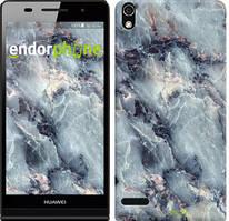 "Чехол на Huawei Y6 II Мрамор ""3479u-338"""