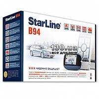 GSM автосигнализация StarLine B94 GSM/GPS с CAN шиной, GPS модулем и автозапуском двигателя