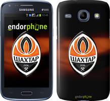 Чехол на Samsung Galaxy J1 Ace J110H Оранжевый, Шахтёр 2