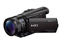 Цифр. видеокамера HDV Flash Sony Handycam HDR-CX900 Black