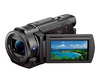 Цифр. видеокамера 4K Flash Sony Handycam FDR-AX33 Black