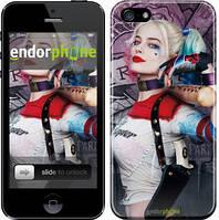 """Чехол на iPhone 5s Отряд самоубийц """"3763c-21"""""""