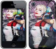 """Чехол на iPhone 3Gs Отряд самоубийц """"3763c-34"""""""