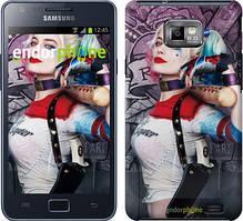 """Чехол на Samsung Galaxy S2 Plus i9105 Отряд самоубийц """"3763c-71"""""""
