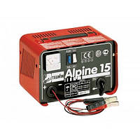 Зарядное устройство ALPINE 15 230V 12-24V Telwin (Италия)