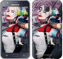 "Чехол на Samsung Galaxy J5 J500H Отряд самоубийц ""3763c-100"""