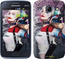 Чехол на Samsung Galaxy J1 Ace J110H Серый, Отряд самоубийц