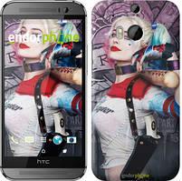 """Чехол на HTC One M8 Отряд самоубийц """"3763c-30"""""""