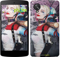 "Чехол на LG Nexus 5 Отряд самоубийц ""3763c-57"""