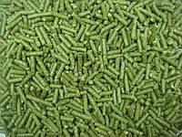 Травяные гранулы для животных