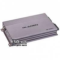 Автомобильный усилитель звука Gladen RC 1200c1 одноканальный