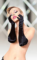 Перчатки - Satin Gloves 7702, black, S-L