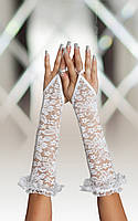 Перчатки - Gloves 7708, white, S-L