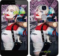 """Чехол на Huawei Honor 5X Отряд самоубийц """"3763u-176"""""""