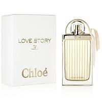 Женская парфюмированная вода Chloe Love Story ( мини) 7.5 мл оригинал