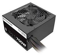 Блок питания Thermaltake TR2 S 700W,12cm fan, a/PFC,24+8,5xPeripheral,1xFDD,6xSATA,2xPCIe