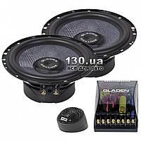 Автомобильная акустика Gladen SQX 165 Dual