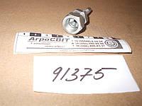 """Ниппель + гайка JIS-T (Toyota) 1/4""""  dу=06 мм. (прямой) трактора, грузовой машины, автобуса, тягача, спецтехники, комбайна, экскаватора, погрузчика"""