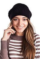Модная шапочка новинка зимы 2017