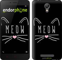 "Чехол на Xiaomi Redmi Note 2 Kitty ""3677c-96"""