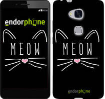 "Чехол на Huawei Honor 5X Kitty ""3677u-176"""