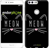 "Чохол на Huawei Honor 8 Kitty ""3677u-351"""