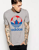 "Футболка мужская ""Adidas Football"" Адидас"