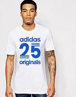 """Футболка мужская """"Adidas 25 Originals"""" Адидас 25"""