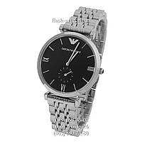 Мужские наручные часы Emporio Armani AR1676 Silver/Black