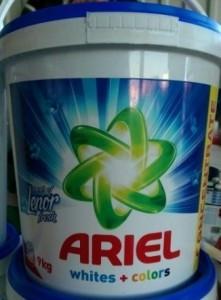 Стиральный порошок Ariel Lenor (ариель) 9кг 120 стирок