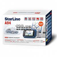GSM автосигнализация StarLine A94 GSM Slave с CAN шиной и автозапуском двигателя