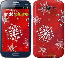 "Чехол на Samsung Galaxy Grand Neo I9060 Снежинка 2 ""3312c-112"""