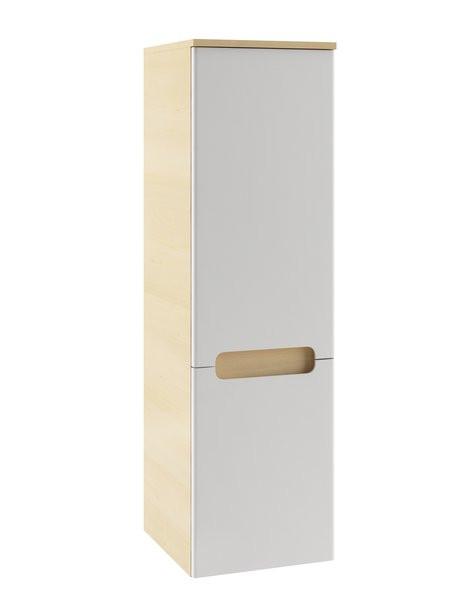 RAVAK SB Classic 350 L боковой шкафчик белый/белый