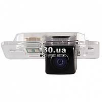 Штатная камера заднего вида Gazer CC100-646-L для BMW 3, BMW 5, BMW M3, BMW X5, BMW X6, BMW X5M, BMW X6M