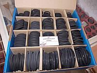 Набор уплотнительных колец (330 шт.) маслобензостойких трактора, грузовой машины, тягача, эскаватора, спецтехники