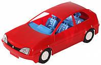 Игрушечная машинка авто-купе красная, Wader, красный (39001-3)