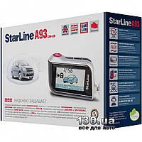 Двусторонняя автосигнализация StarLine A93 CAN+LIN