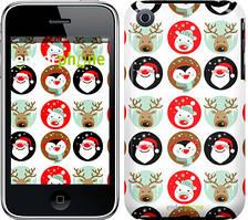 "Чехол на iPhone 3Gs Christmas 2 ""3849c-34"""