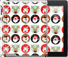 "Чехол на iPad 2/3/4 Christmas 2 ""3849c-25"""