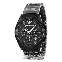 Мужские наручные часы Emporio Armani AR5889 Black