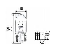 Лампа габаритов W3W / W5W
