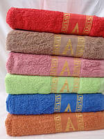 Полотенце для сауны на липучке