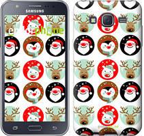 "Чехол на Samsung Galaxy J5 J500H Christmas 2 ""3849c-100"""
