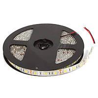 Светодиодная лента SMD5050 - сверхъяркая, холодый белый, 60 светодиодов, 12 В DC, 1 м, IP65