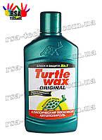 Классический бесцветный полироль Turtle Wax Original 0.3 л