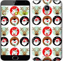 """Чехол на Meizu M2 Note Christmas 2 """"3849c-94"""""""
