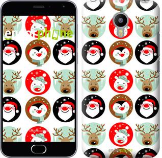 """Чехол на Meizu M2 Christmas 2 """"3849c-185"""""""