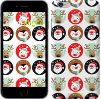 """Чехол на Xiaomi Mi4c Christmas 2 """"3849c-178"""""""