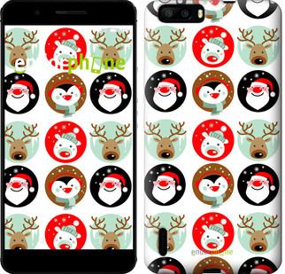 """Чехол на Huawei P9 Christmas 2 """"3849u-347"""""""